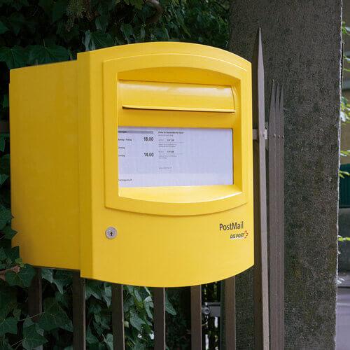Postkasse