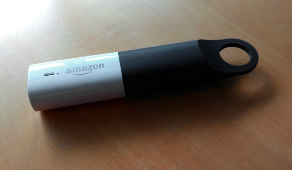 Amazon dash wand review iot scanner process