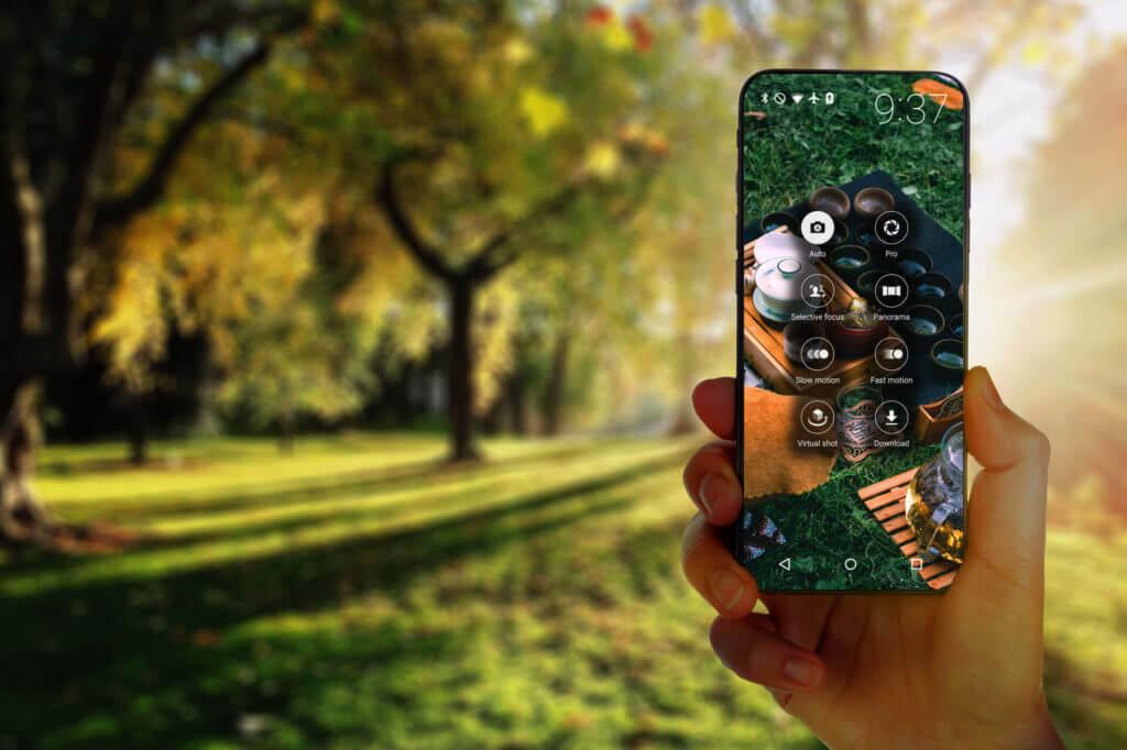 Smartphone in 5 Jahren – Future Smartphone 2023