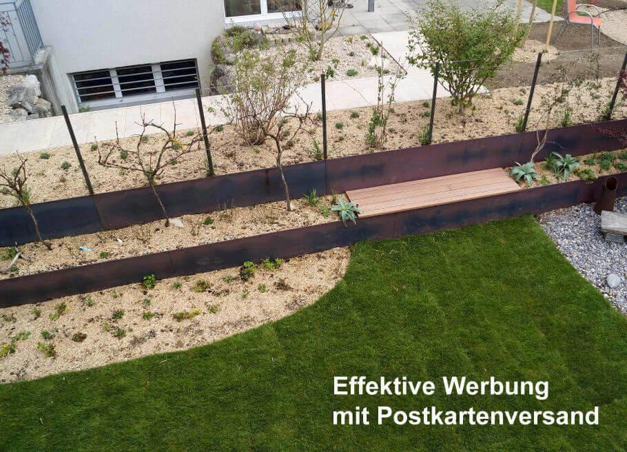 PostCard – Schwab Gartenbau